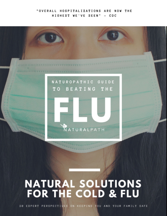 Flu got you down and out?